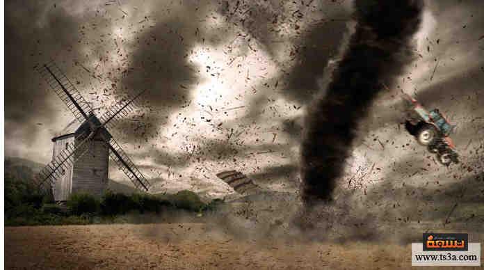 الكوارث العالمية