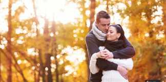 حب الزوج