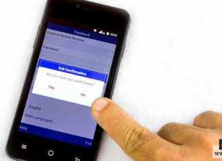 حذف حساب فيس بوك