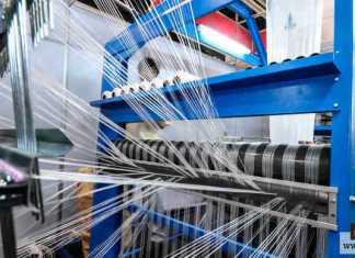 صناعة خيوط النسيج