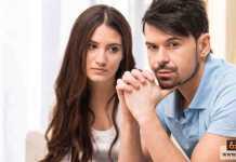 إهمال الزوج