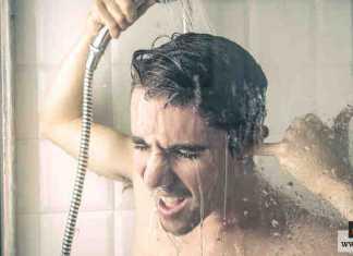 الأفكار أثناء الاستحمام