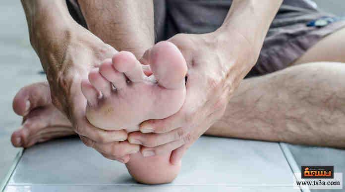 كيف تعالج آلام أسفل القدم وما هي أسبابها المحتملة تسعة