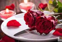 أطعمة رومانسية