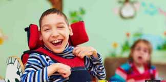 الأطفال ذوي الاحتياجات الخاصة