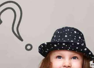 أسئلة الأطفال