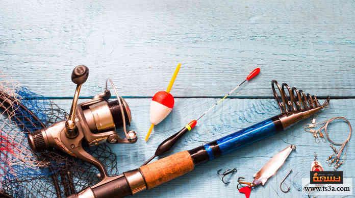 طعم صيد الأسماك