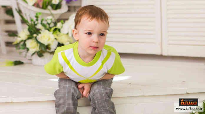 كيف يمكن علاج الإمساك عند الأطفال بطرق طبيعية تسعة