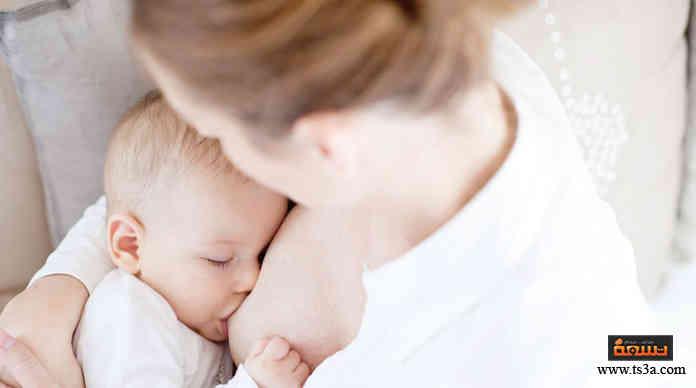 الرضاعة الطبيعية لإنقاص الوزن