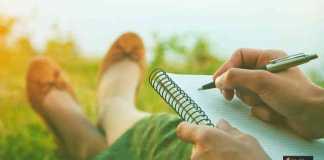 العلاج بالكتابة