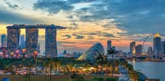 الهجرة إلى سنغافورة