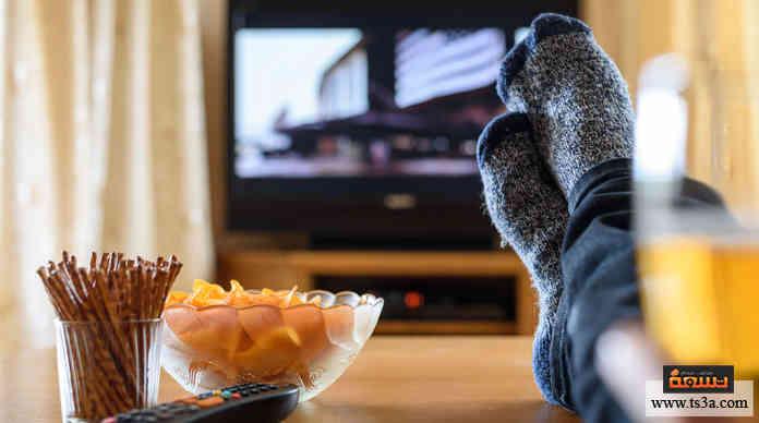 تهيئة الجو لمشاهدة الأفلام