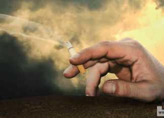 رائحة دخان السجائر
