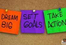 لوحة الأهداف