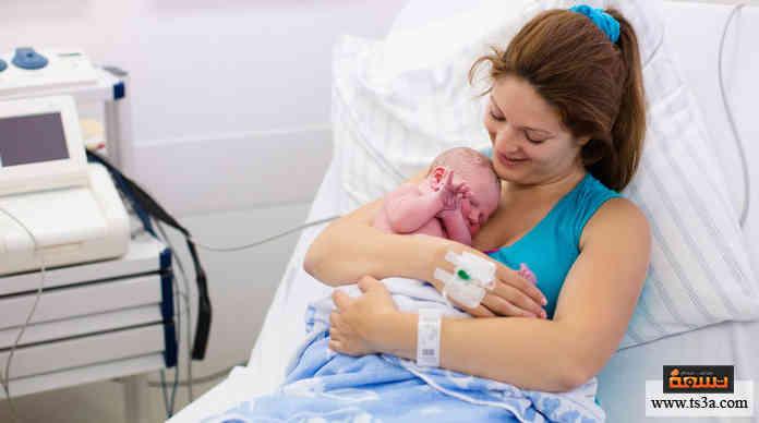 ما بعد الولادة القيصرية