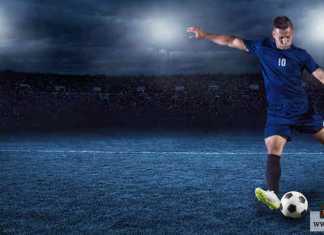 اختراع كرة القدم