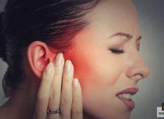 التهاب الأذن الوسطى