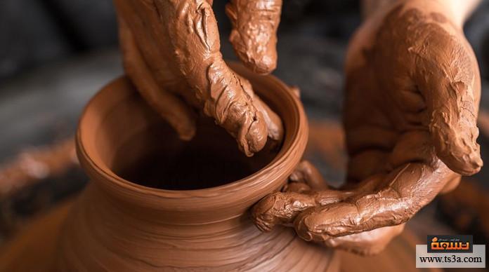 كيف تتم صناعة الفخار وما هي أوائل الشعوب التي صنعته تسعة