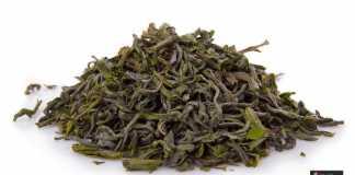 ماسك الشاي الأخضر