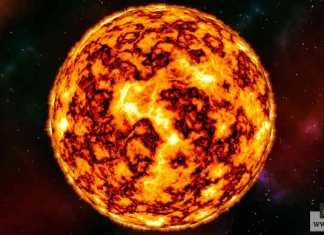 موت الشمس
