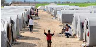 اللاجئ