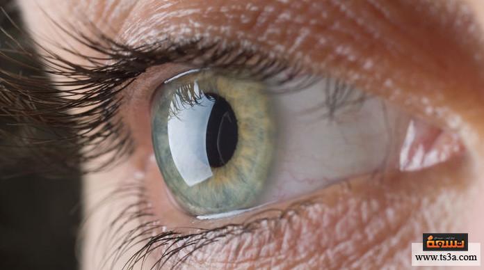 تغيير لون العين