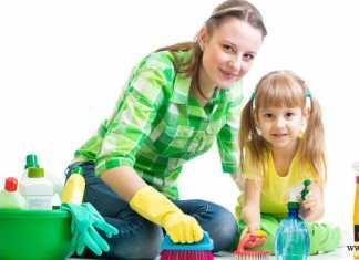 حماية الطفل من الميكروبات