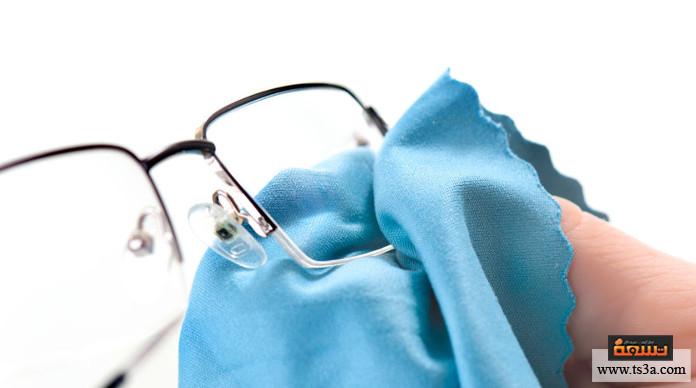 خدوش النظارة