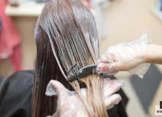 صبغة الشعر الصناعية