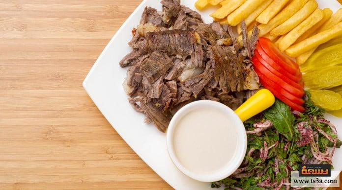أكلات مطبخ رمضان سوريا