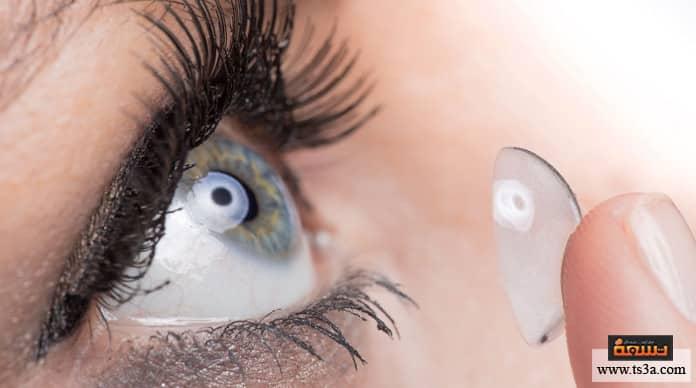 5658542a9 كيف تؤثر العدسات الملونة على صحة العين ولماذا لا ينصح بها؟ • تسعة
