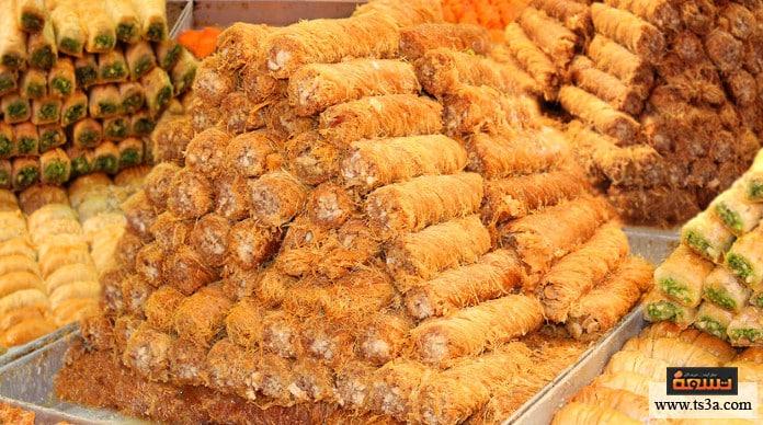 كيف تحضر عجينة الكنافة من الألف إلى الياء بعدة طرق لذيذة تسعة