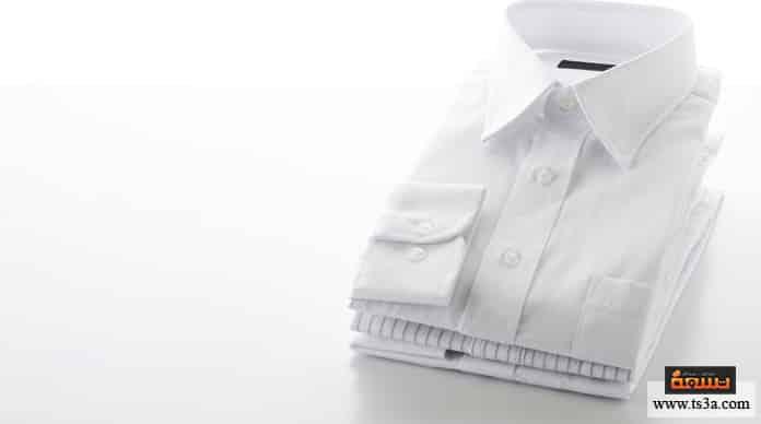 ارتداء القمصان خامة القميص الجيدة
