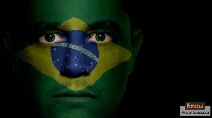 البرازيل في كأس العالم