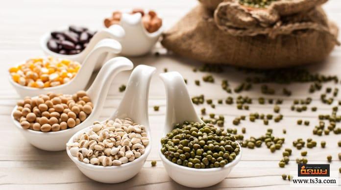 البروتين النباتي البروتين النباتي أين يوجد؟