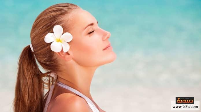 البشرة في فصل الصيف ماذا يفعل الصيف في بشرتنا؟
