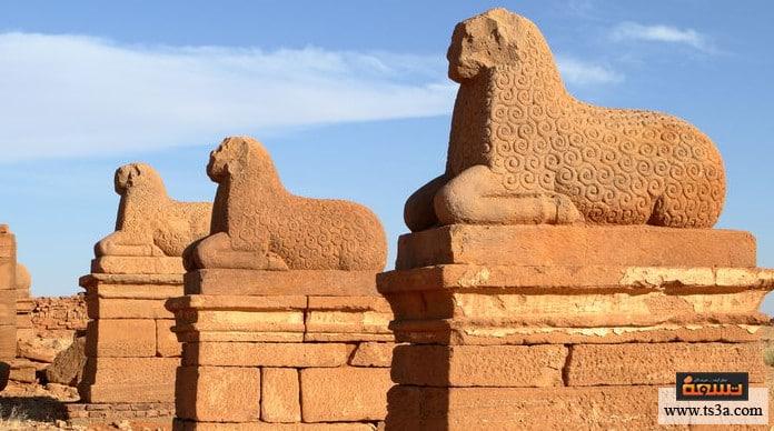 الحضارة الكوشية صراع الحضارة الكوشية والحضارة المصرية