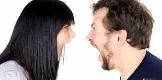الخلاف مع الزوج