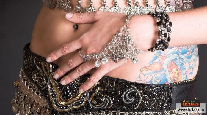 الرقص الشرقي فوائد الرقص الشرقي للخصر