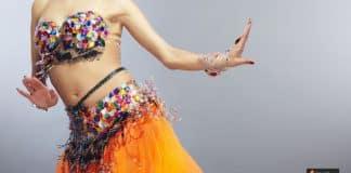 الرقص الشرقي