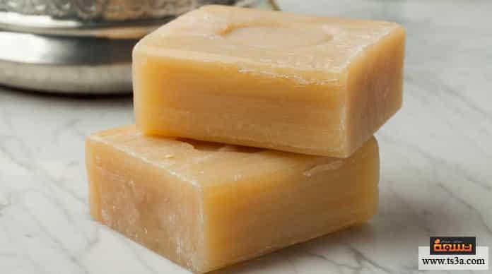 الصابون المغربي أفضل أنواع الصابون المغربي