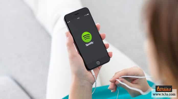 الموسيقى الجديدة البحث عن الموسيقى الجديدة باستخدام تطبيق سبوتيفاي