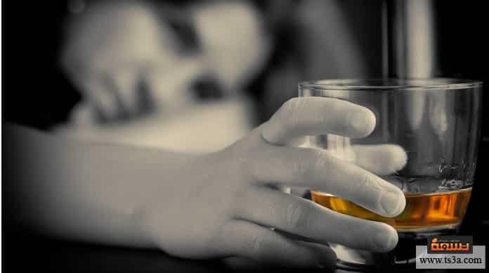 امتصاص الكحول الكحول وأضراره
