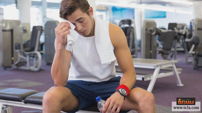 تأثيرات الإجهاد الإجهاد العضلي