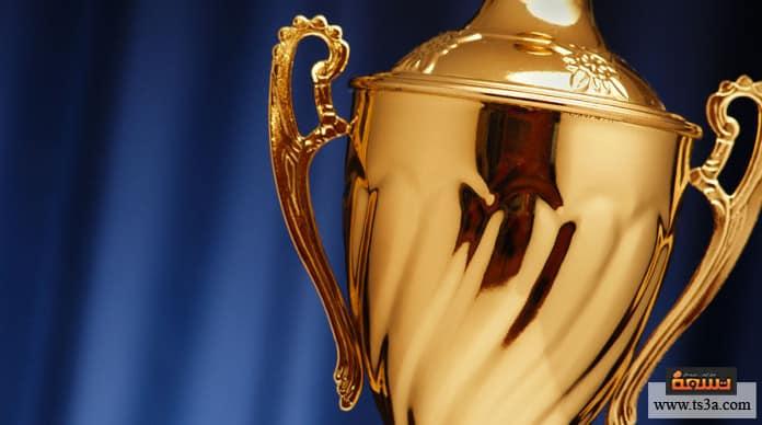 تاريخ كأس العالم صناعة كأس النصر