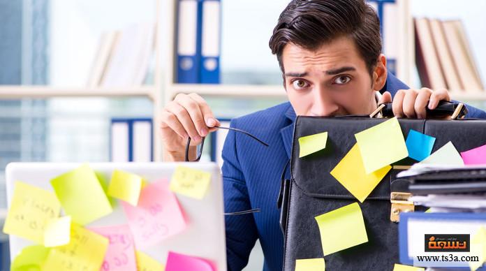 ترتيب الأولويات أهمية تحديد الأولويات المهمة أولًا وليس إنجاز كل الأشياء