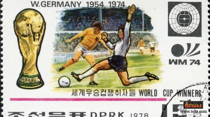 تميمة كأس العالم بطولة ألمانيا الغربية عام ١٩٧٤