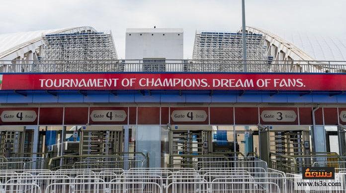 تنظيم كأس العالم استعدادات روسيا لاستضافة كأس العالم