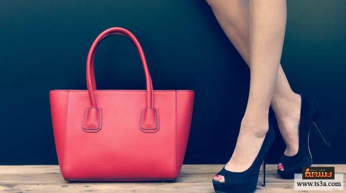 حقيبة اليد أساسيات اختيار حقيبة اليد