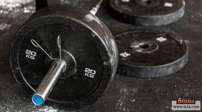 رفع الأثقال تأثير رياضة رفع الأثقال على الحالة النفسية